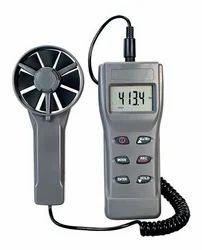 Air Flow Anemometer