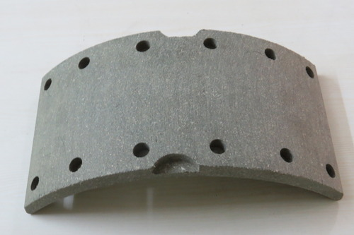 Toughla Cast Iron Light Commercial Vehicle Brake Lining, Packaging Type: Carton Box