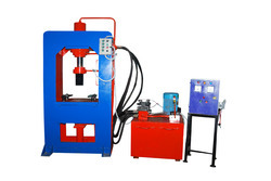 D'Mold Hydraulic Tile Press