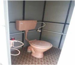 Stylish Toilet Cubicle