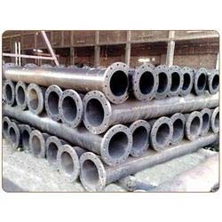 Cast Iron Flanged Pipe, Size: Customized