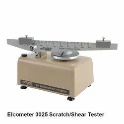Shear-Scratch Tester