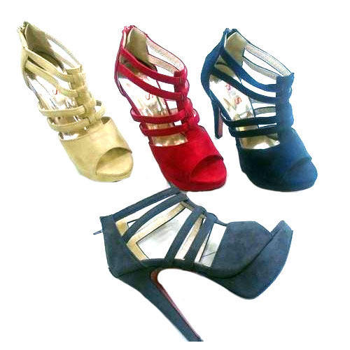 218afa8b5f4 High Heels Sandals, Men, Women & Kids Footwear | Manjeet Chappal ...