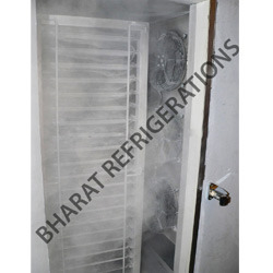 Ice Cream Production Blast Freezer