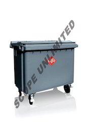 660 ltr Wheeled Dustbin