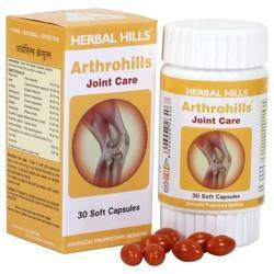 Arthrohills - Joint Pain Relief Supplement - 30 Soft Capsules