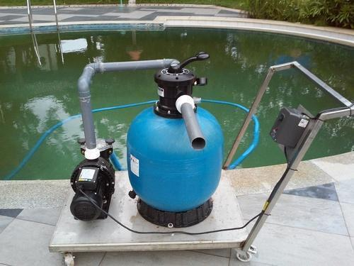 Sand filter trolley bhawna engineering works - Swimming pool filter manufacturers ...
