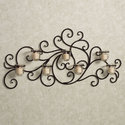 Wrought Iron Wall Hanging