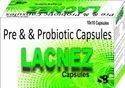 Prebiotic Probiotic Capsule