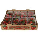 Strawberry Corrugated Box