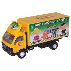 DCM Toy Mobile Bank