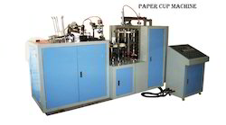 100 Days Used Paper Cup Making Machine