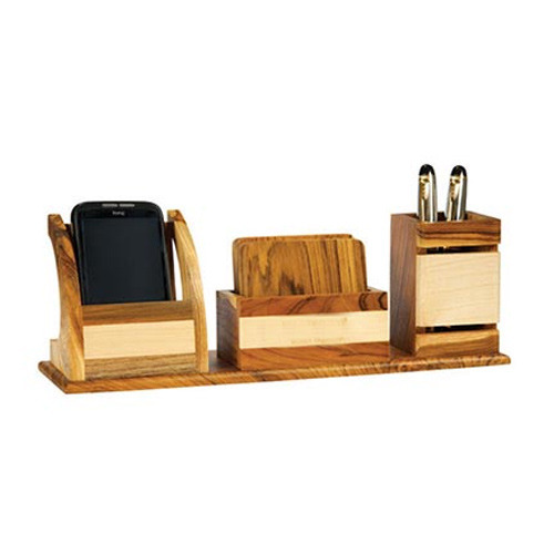 Beautiful Table Top Accessories Holder