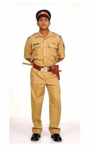 Police Uniform पुलिस की वर्दी A To Z Workwear Navi