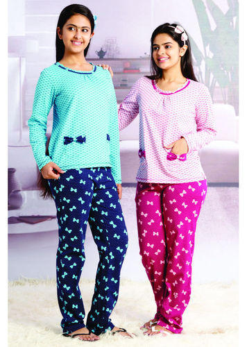 b38ce8fce7 Cotton Full Sleeves T Shirt Pyjama - SD Retail Private Limited ...