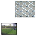 Swpl Galvanized Iron (gi) Chain Link Fence For Tree Guards