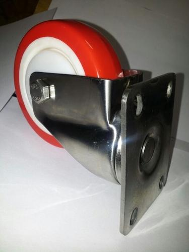 Stainless Steel Die Pressed Casters 304
