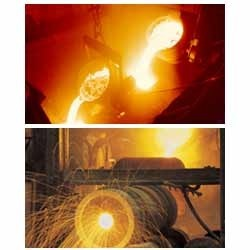 Manufacturing Process (Centrifugal Casting)