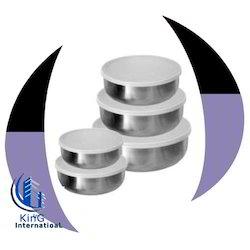 Plastic Lid Bowls