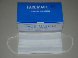 General Purpose Disposable Face Mask, Certification: Sitra, Number of Layers: 3