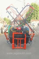 Oraange, Black Htp Agriculture Boom Sprayer, Boom Size: 40, Model Name/Number: CH-600-B40