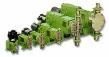 Pulsafeeder - Hydraulic Diaphragm Metering Pumps