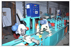 SS Tube Forming Machine