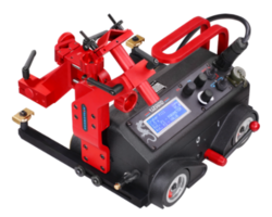Trackless Programmable Fillet Welding Carriage