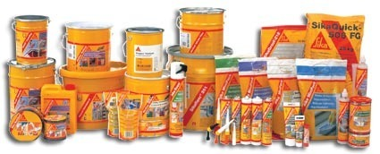 Sika Waterproofing Chemicals - View Specifications & Details