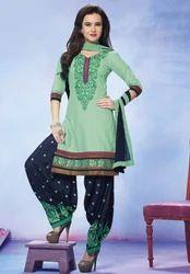 Patiala Cotton Dress