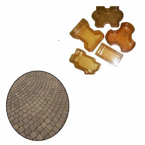 PVC Moulds for Paver Blocks