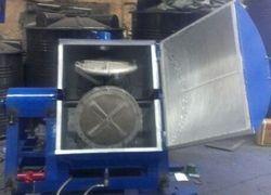 Roto Lid Making Machine