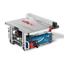 Bosch Table Saw, Model Name/Number: GTS-10, 3650 Rpm