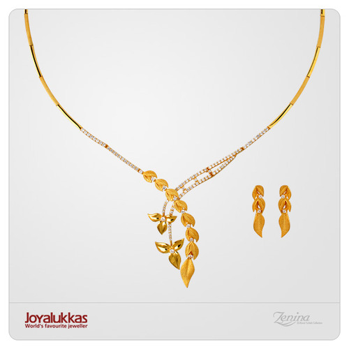 6309f7eef5323 Zenina, Gold & Gold Jewellery | Joyalukkas India Private Limited in ...
