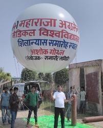 Sky Balloon Installation Service