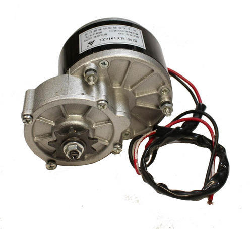 My1016z3 350 Watt Dc Geared Motor For Electric Bicycle