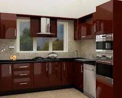 Kitchen Set Modular Kitchen Manufacturer From New Delhi