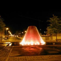 Volcano Fountains