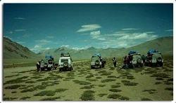Jeep Safari Package Tours