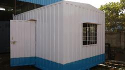 M.S Container Cabin