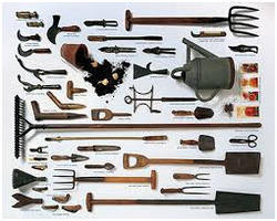 Agricultural And Garden Tools