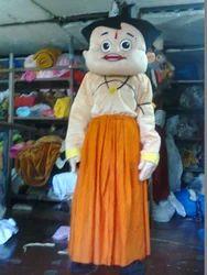 Chotta Bheem Mascot