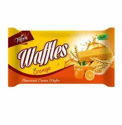 Waffles Orange Wafer