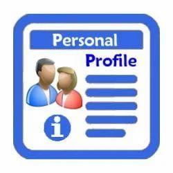 Personal Profile Services