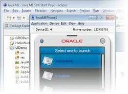 Custom Mobile Application Development In Java, J2ME