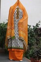 Block Printed Designer Ladies Dress Material