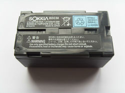 Sokkia Total Station Battery