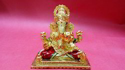 Dagduseth Mini Gold Plated Statue