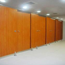 Water Resistant Office Partition