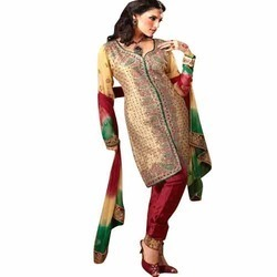 Ladies Silk Suit in Chandigarh | Mahilaon ka Silk Ka Suit ...